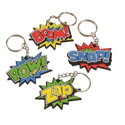 Hero Key Chains