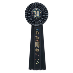 30 its the big one deluxe ribbon