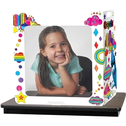 Crayola™ Carry-With-Me Desk Shield - 2-Sided