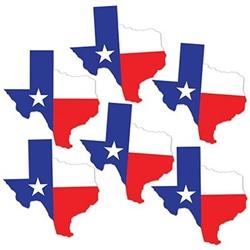 Texas Mini Cutouts