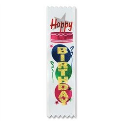 happy birthday value pack ribbons